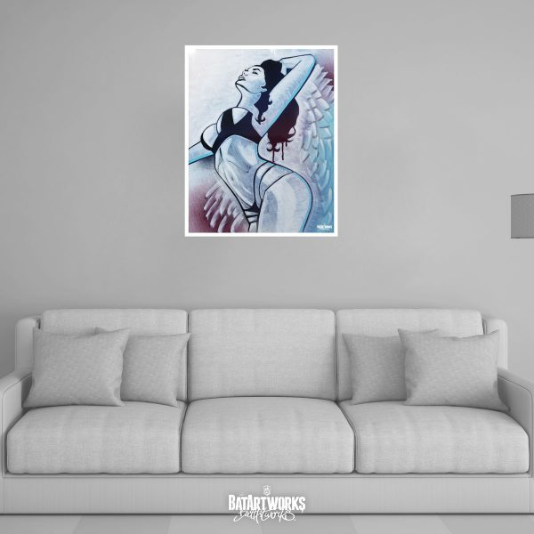 Angel of Sin print