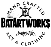 Batartworks clothing logo