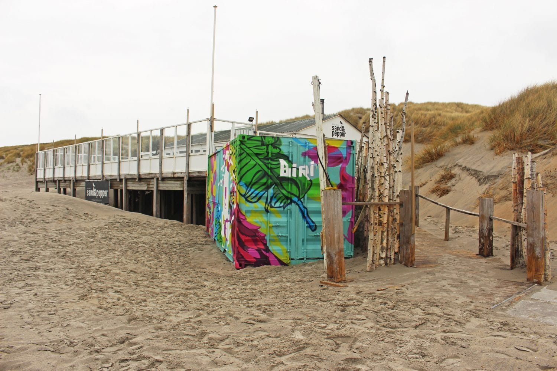 BIRI bar art container