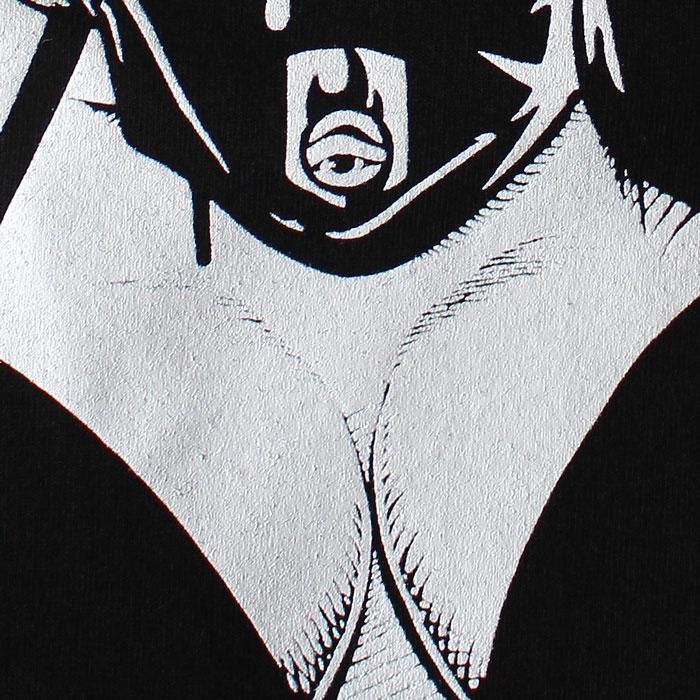 Chica Bandita shirt detail