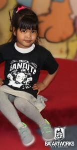 Chica bandita shirt kids