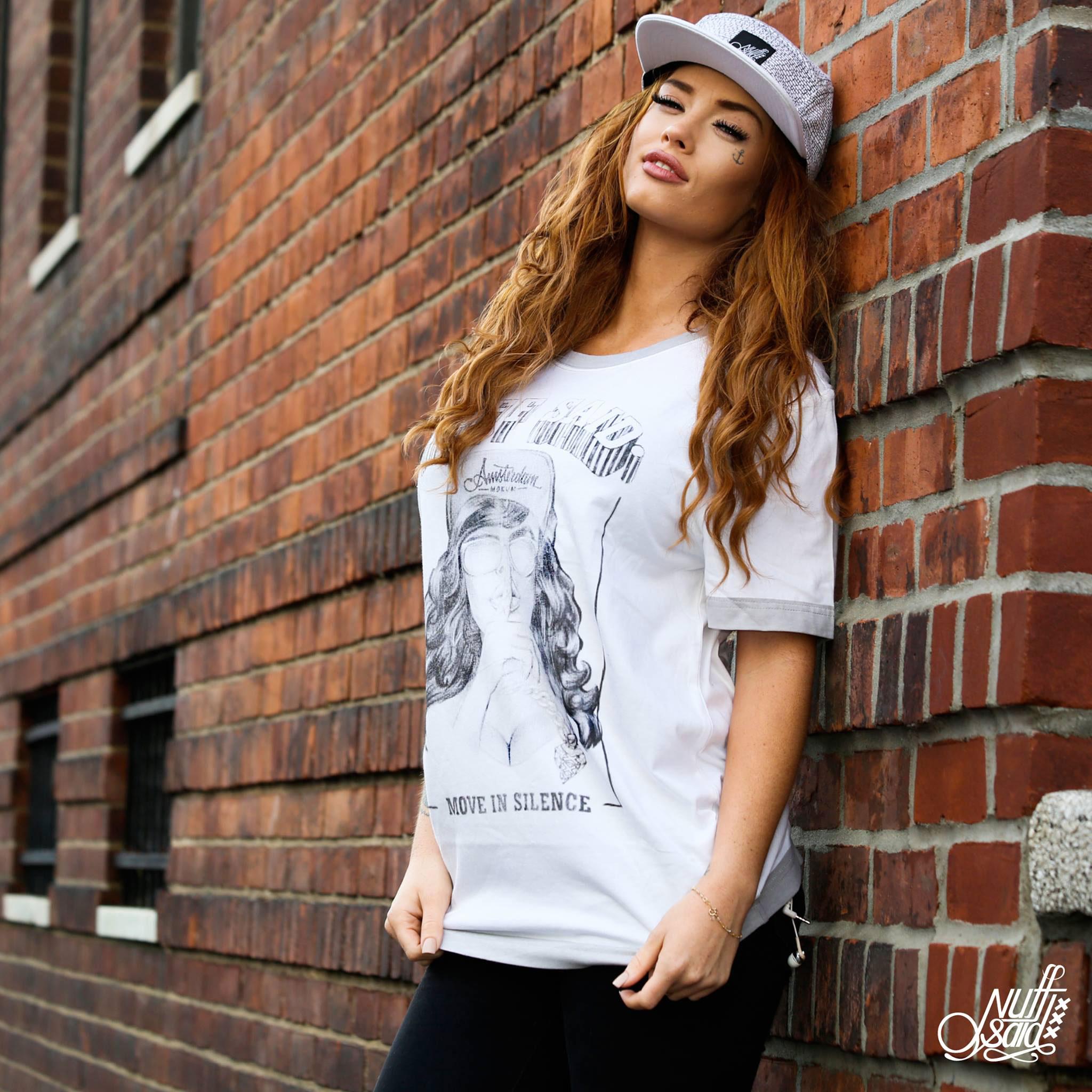 Nuff Said Amsterdam BatArtworks shirt