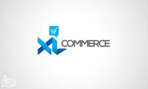 Logo design XLcommerce