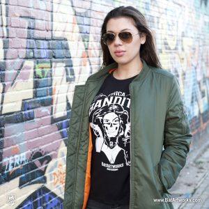 Chica Bandita shirt BatArtworks