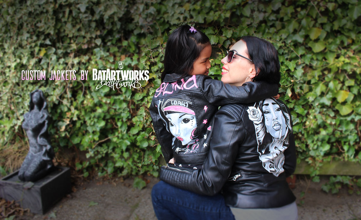 Custom jackets mother daughter-01
