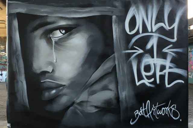 Graffiti Art hip hop video Scandalated BatArtworks