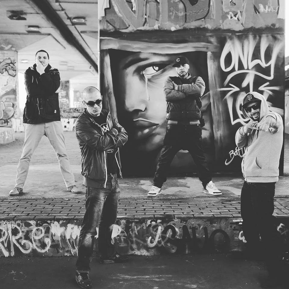 Graffiti Art hip hop video Scandalated BatArtworks