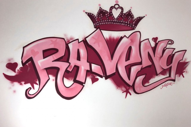 Graffiti Raveny
