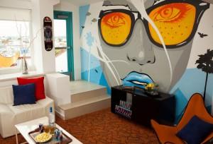Street Art hotel inspiratie BatArtworks