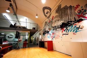 Street Art office inspiratie BatArtworks