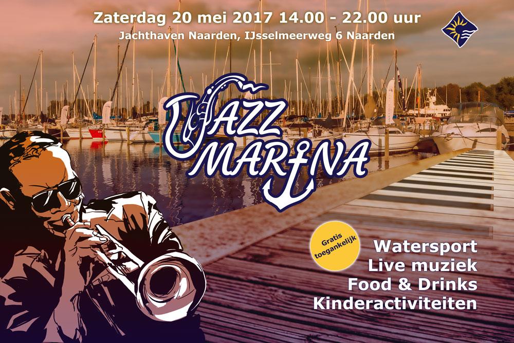 Jazz Marina Graphic Design