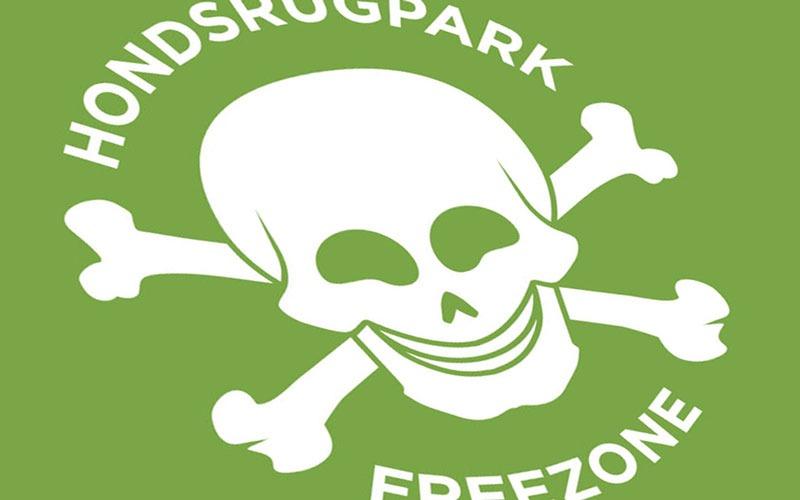 Hondsrugpark logo design