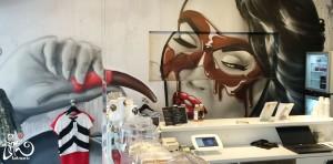 mural horeca art