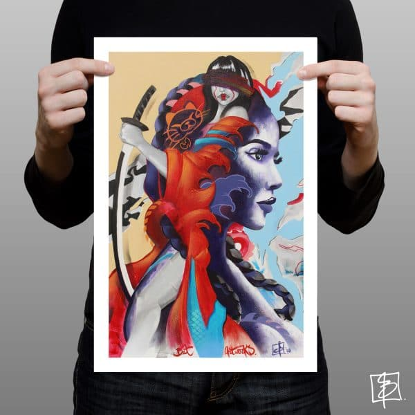 Poster print We will rise