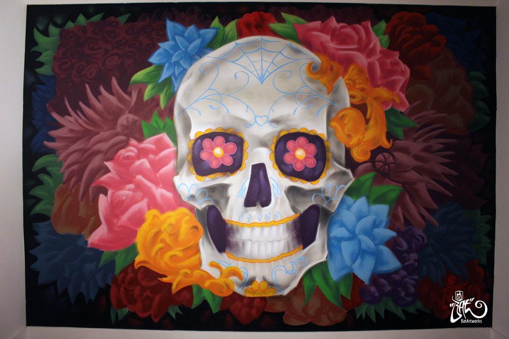 sugar-skull-schildering-batartworks-01