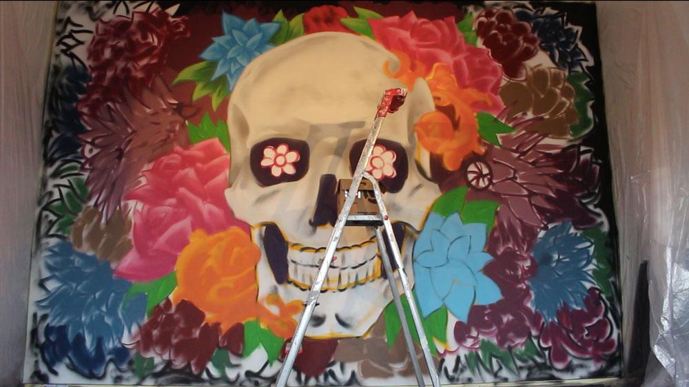 sugar-skull-schildering-batartworks-04
