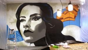 Interior artwork GroupM